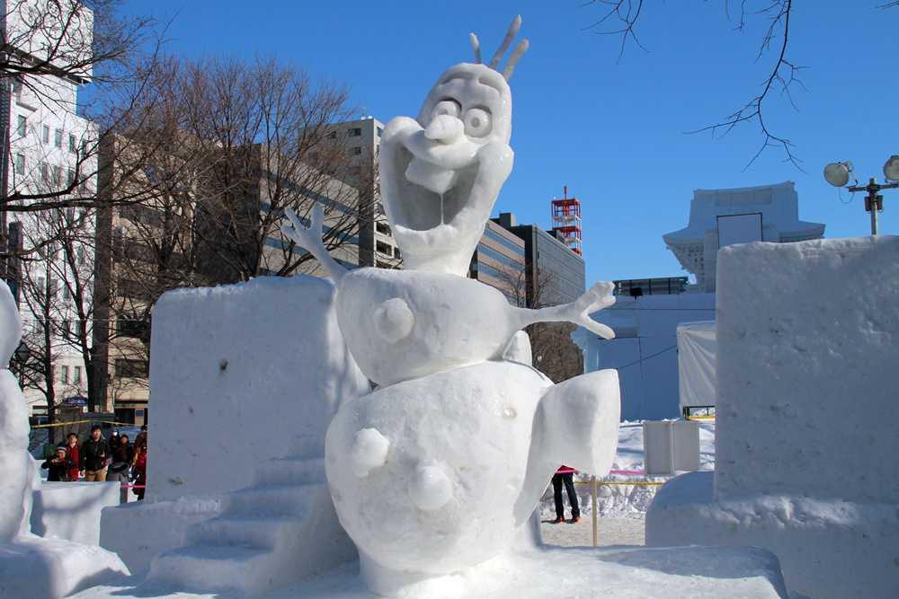 さっぽろ雪まつりの関連画像1