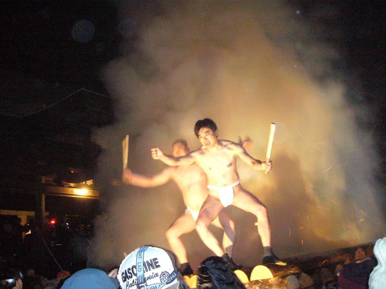 黒石寺蘇民祭の関連画像1
