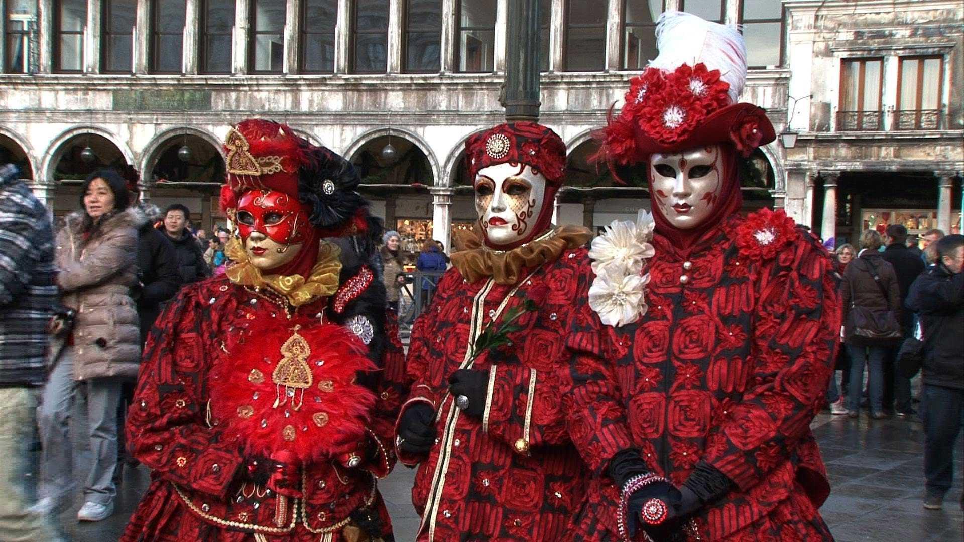 ヴェネツィアのカーニバルの関連画像1