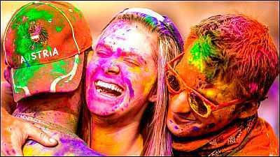 ホーリー祭の関連画像2