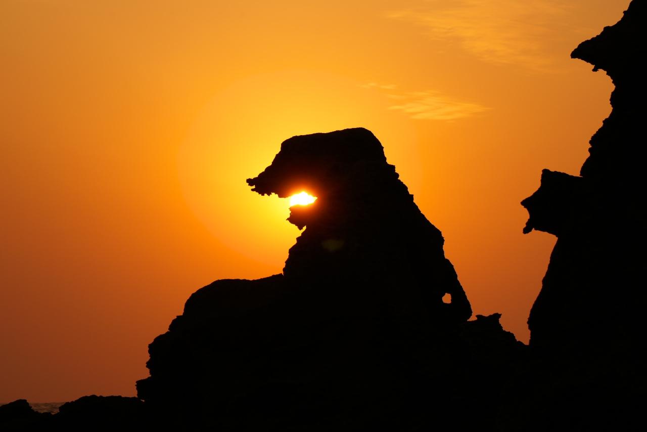 ゴジラ岩のメイン画像