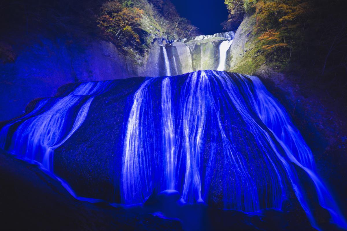 袋田の滝のメイン画像