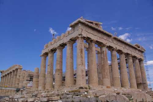 パルテノン神殿のメイン画像