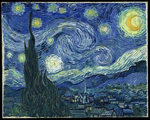 星月夜のメイン画像