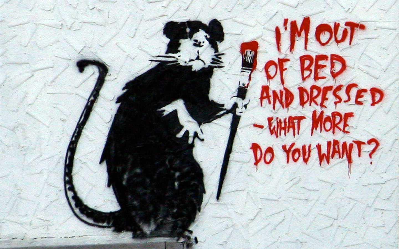 Banksyのメイン画像