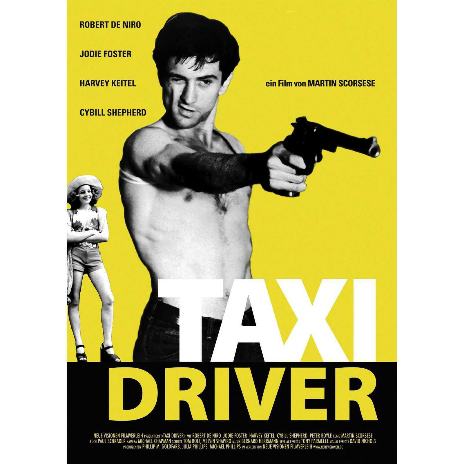 タクシードライバーのメイン画像