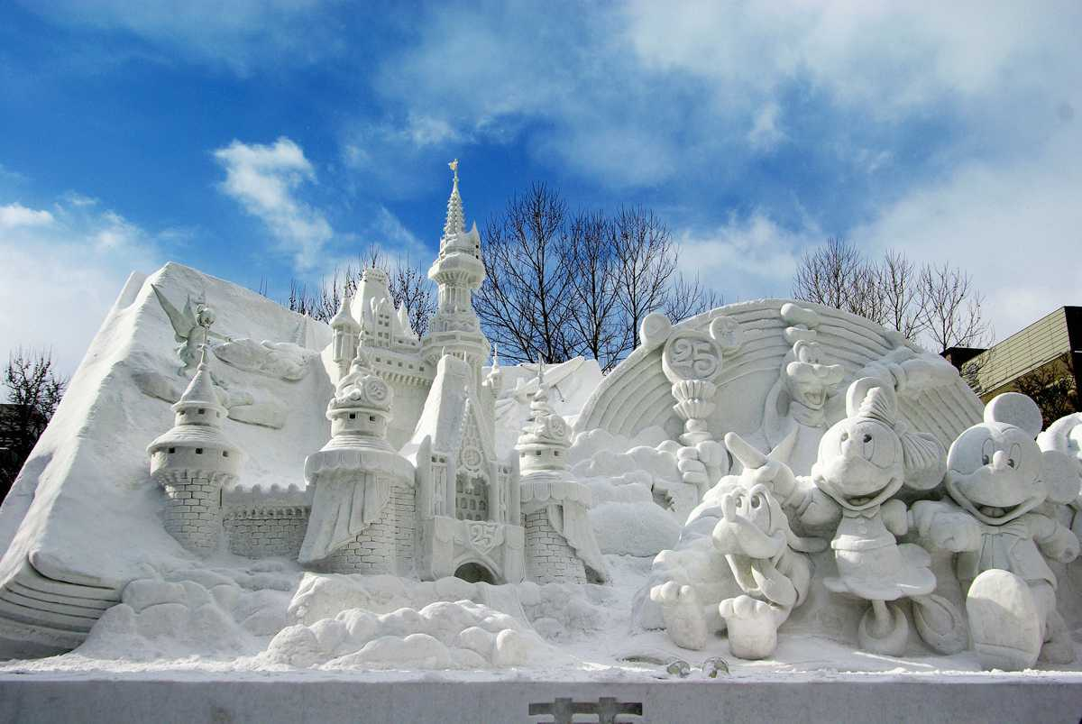 さっぽろ雪まつりのメイン画像