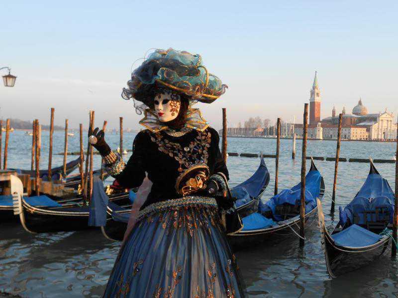 ヴェネツィアのカーニバルのメイン画像
