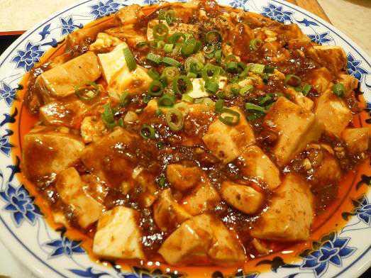 麻婆豆腐(激辛)のメイン画像