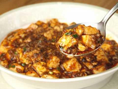 麻婆豆腐のメイン画像