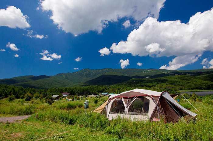無印良品カンパーニャ嬬恋キャンプ場のメイン画像
