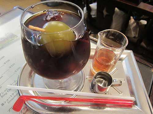 梅ダッチコーヒーのメイン画像