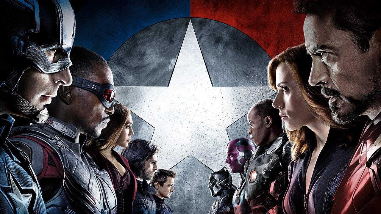 シビル・ウォー/キャプテン・アメリカのメイン画像
