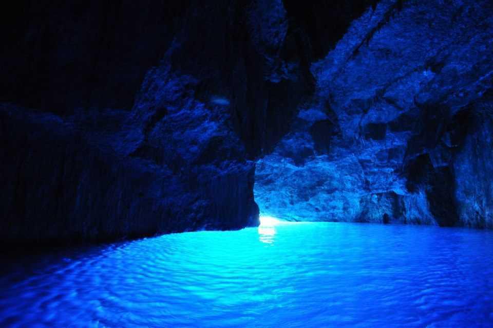 青の洞窟のメイン画像