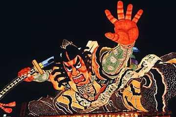 青森ねぶた祭のメイン画像