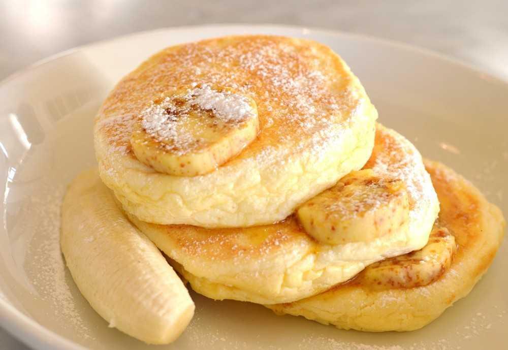リコッタパンケーキのメイン画像