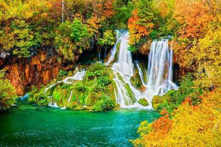 プリトヴィツェ湖群国立公園のメイン画像