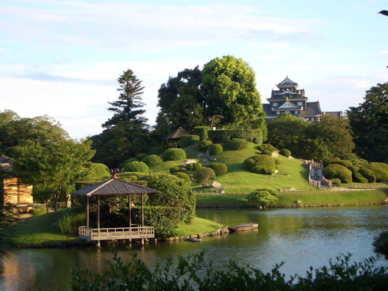 岡山後楽園のメイン画像