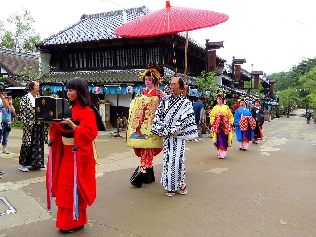 江戸ワンダーランド日光江戸村のメイン画像